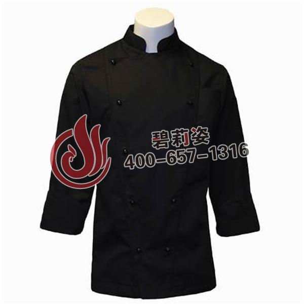厨师服加工